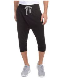 2xist - Incline Origami Crop Drawstring Trousers - Lyst