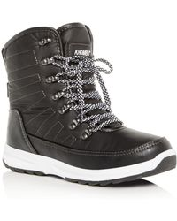 Khombu - Women's Becky Cold-weather Booties - Lyst