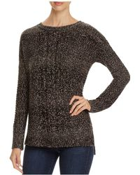 Sanctuary - Sierra Marled Cable Knit Jumper - Lyst