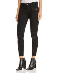 Joie - Hazina Studded Skinny Jeans In Fatigue - Lyst