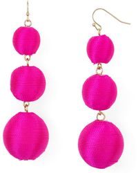 BaubleBar - Crispin Drop Earrings - Lyst