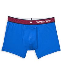 Tommy John - Cool Cotton Election Trunks - Lyst