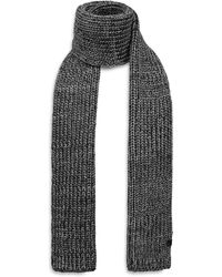 Bickley + Mitchell - Bickley And Mitchell Chunky Knit Scarf - Lyst