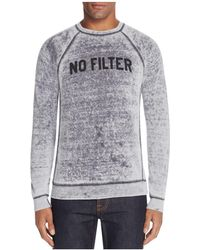 Sub_Urban Riot - No Filter Graphic Sweatshirt - Lyst