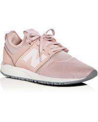 new balance 247 womens pink