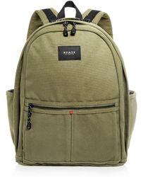 State - Kensington Bedford Canvas Backpack - Lyst