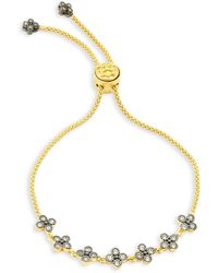 Freida Rothman - Clover Slider Bracelet - Lyst