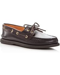 2e254d8f5c2 Sperry Top-Sider - Men s Gold Cup Authentic Original Two-eye Leather Boat  Shoes