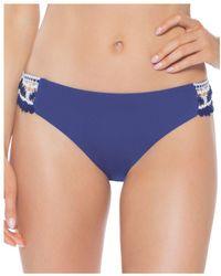 Becca - Delilah Tab American Bikini Bottom - Lyst