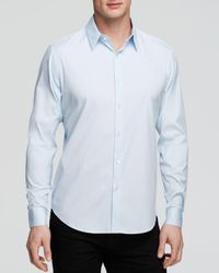 Theory - Sylvain Wealth Button-down Shirt - Slim Fit - Lyst