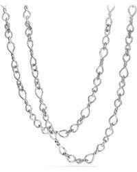 David Yurman - Continuance Medium Chain Necklace - Lyst