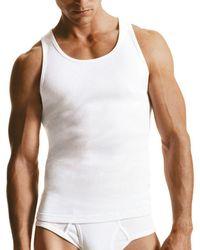 Calvin Klein - Classic Cotton Tank/ 3-pack - Lyst