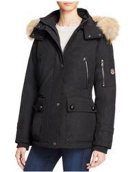 Pendleton | Bachelor Fur Trim Down Coat | Lyst