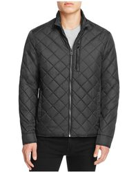 Cole Haan - Quilted Nylon Jacket - Lyst