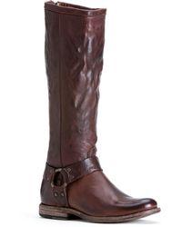 Frye - Phillip Harness Tall Boots - Lyst