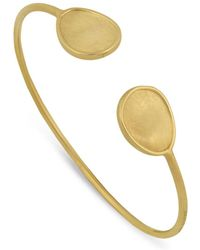 Marco Bicego - 18k Yellow Gold Lunaria Bracelet - Lyst