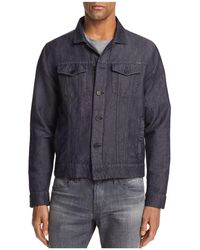 Michael Bastian - Denim Jacket - Lyst