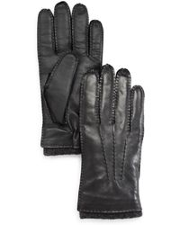 Bloomingdale's - Napa Tech Palm Glove - Lyst