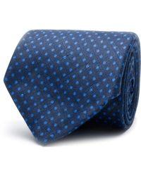 Ledbury - Treaddur Dot Classic Tie - Lyst