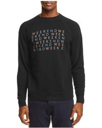 Sub_Urban Riot - Weekend Graphic Sweatshirt - Lyst