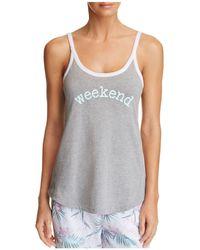 Honeydew Intimates - Weekend Beachin' Lounge Tank - Lyst