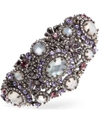 Marchesa - Drama Bangle - Lyst