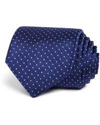 W.r.k. - Basic Pindot Classic Tie - Lyst