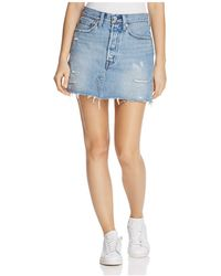 Shop Women's Levi's Skirts from $29 | Lyst