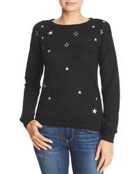 Rebecca Minkoff - Lilita Star-embroidered Wool Jumper - Lyst