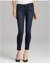 PAIGE - Verdugo Skinny Ankle Jeans In Nottingham - Lyst
