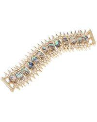 ABS By Allen Schwartz - Flex Bracelet - Lyst