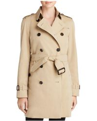 Burberry - Heritage Westminster Mid-length Trench Coat - Lyst