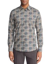 Paul Smith - Liberty Print Floral Slim Fit Dress Shirt - Lyst