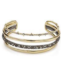 Alexis Bittar - Orbit Cuff Bracelet - Lyst