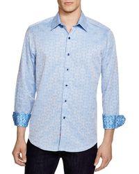 Robert Graham - Cullen Classic Fit Button-down Shirt - Lyst