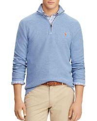 Polo Ralph Lauren - Half-zip Pullover Sweater - Lyst