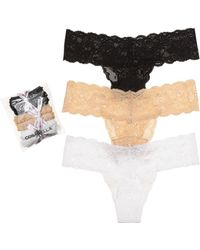 Cosabella - Never Say Never Cutie Low - Rise Thongs - Lyst