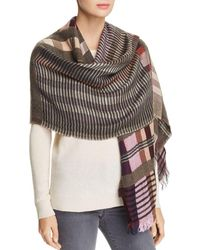 Echo - All The Stripes Wrap - Lyst