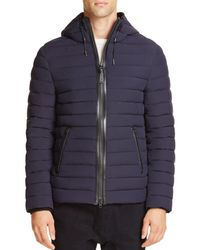 Mackage - Ozzy Hooded Quilted Down Jacket - Lyst
