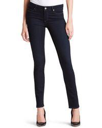 PAIGE - Denim Jeans - Transcend Skyline Skinny In Mona - Lyst