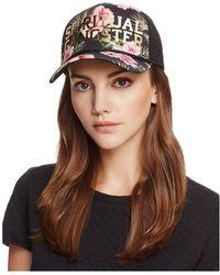 f54beecf367 Spiritual Gangster - Maui Varsity Trucker Hat - Lyst