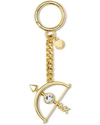 MICHAEL Michael Kors - Zodiac Key Fob - Lyst
