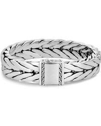 John Hardy - Sterling Silver Modern Chain Bracelet - Lyst