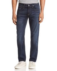 Hudson Jeans - Byron Straight Fit Jeans In Newburyport - Lyst