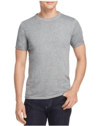 Scotch & Soda - Summer Crewneck Tee - Lyst