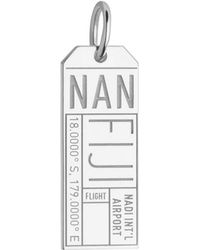 Jet Set Candy - Nan Fiji Luggage Tag Charm - Lyst