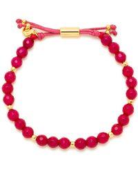 Gorjana - Power Jade Bead Bracelet - Lyst