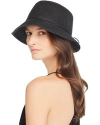 77932581 August Hat Company Melton Appliqué Beret in Red - Lyst