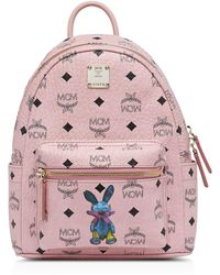 MCM - Small Rabbit Backpack - Lyst