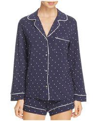 Eberjey - Gisele Sleep Chic Long-sleeve Pajama Set - Lyst